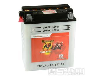Olověná baterie Banner YB12AL-A2