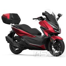 Honda Forza 125 E5 včetně smart kufru 45 l - barva červená