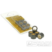 Válečky variátoru Malossi HT o rozměru 16x13mm a váze 12,0g