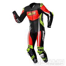 Moto kombinéza 4SR Racing Neon AR