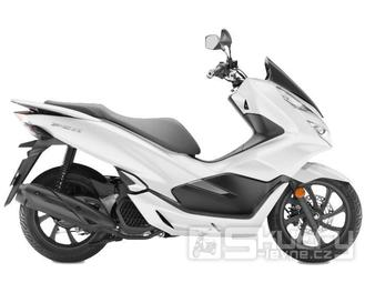 Honda PCX 125i ABS - barva bílá