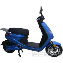 Elektroskútr mpKorado E-SuperMaxi 2000W - barva modrá