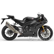 Honda CBR1000RR-R Fireblade SP - barva matná černá