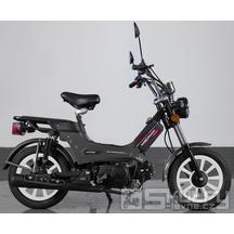 Moped MPKorado Supermaxi 50ccm EFI - barva šedá