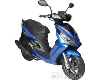 Sym JET SPORT X-R 50 - barva modrá