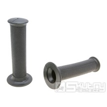 Gripy Domino 1124 On-Road v černém provedení o délce 128mm