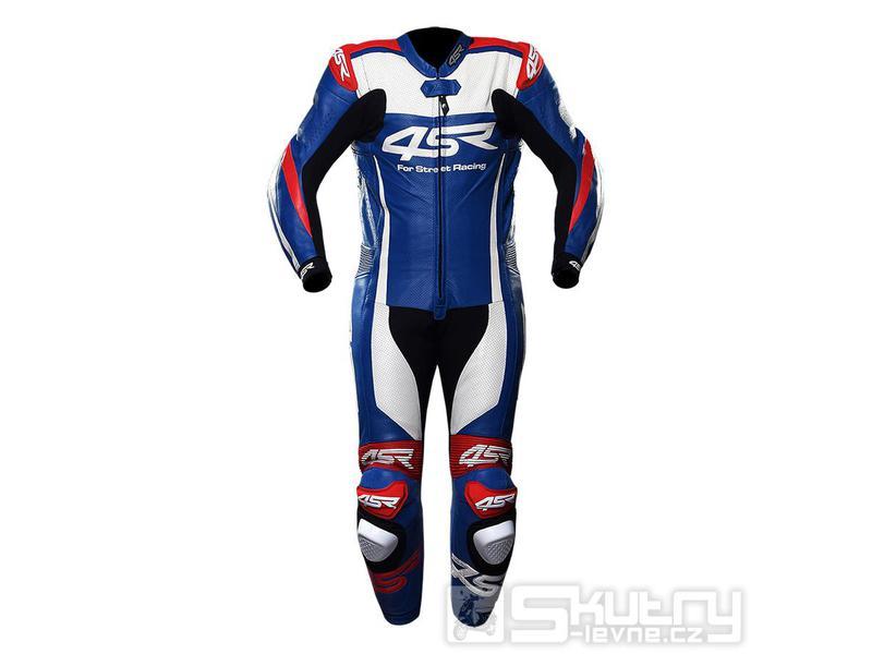 ad227a451cc93 ... Moto kombinéza 4SR Racing Replica Seeley - velikost 48 ...