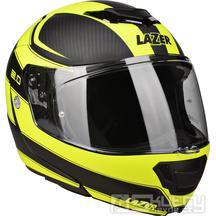 Přilba Lazer MONACO EVO 2.0 Pure Carbon Yellow