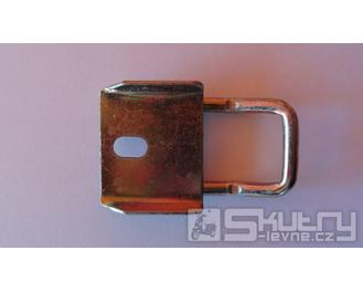 Zajištění zámku kovové pro kufr Kingway střední