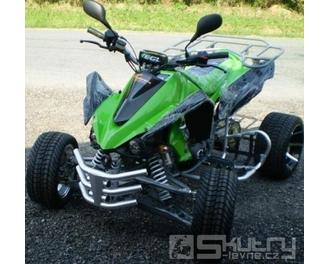 Čtyřkolka Xplorer X5 - barva zelená