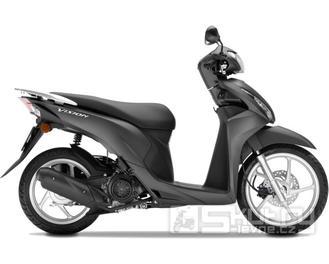 Honda Vision 110 E4 - barva matná šedá
