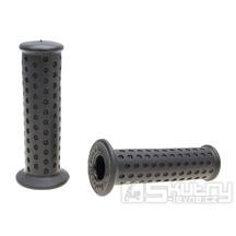 Gripy Domino 3040 Scooter v černém provedení o délce 118mm s průměrem 22/22mm