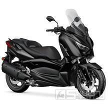 Yamaha X-Max 300 Tech MAX - barva černá