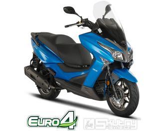 Kymco X-Town 300i ABS E4 - barva modrá