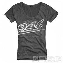 Dámské tričko Vespa 946 Anthracite