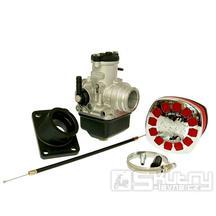 Kit karburátoru Malossi [PHBH 26mm] - Minarelli AM6