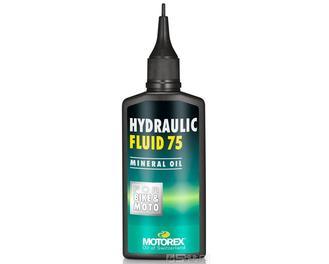 Brzdová kapalina Motorex Hydraulic Fluid 75 - objem 100 ml