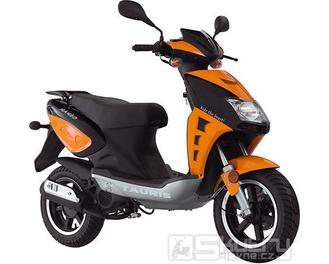 Tauris MAMBO 125 4T - barva oranžová