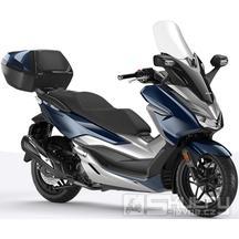Honda Forza 300 + Smart Key Horní Kufr 45L - barva modrá