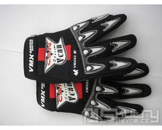 Rukavice VMX03 Series Racing - barva černá, velikost M