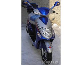 Kingway Coliber Fartt 50 - barva modrá