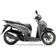 Honda SH 300i - barva šedá