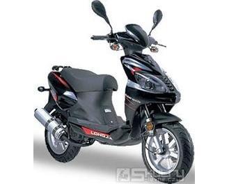 Motorro SPRINT 50 - barva černá