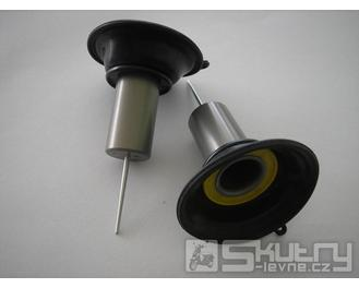 Membrána karburátoru bez jehly 125/150 ccm
