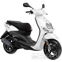 Yamaha Neo's 4 - barva bílá