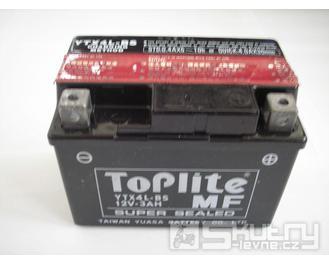 Baterie TOPLITE YTX4L-BS, 12V, 3AH