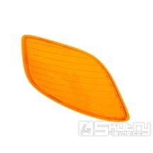 Sklo blinkru přední pravé pro Piaggio Zip RST 96-99