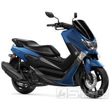 Yamaha NMAX 125 - barva modrá