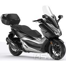 Honda Forza 300 + Smart Key Horní Kufr 45L - barva černá lesklá