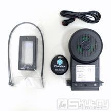 Elektronický alarm E-1