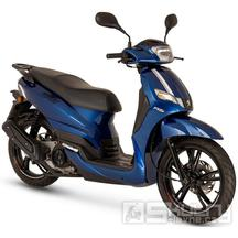 Peugeot Tweet RS 125i Euro 5 - barva Electric Blue