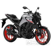 Yamaha MT-03 - barva šedá