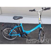 Elektrokolo mpKorado Mini New II 13Ah - barva modrá