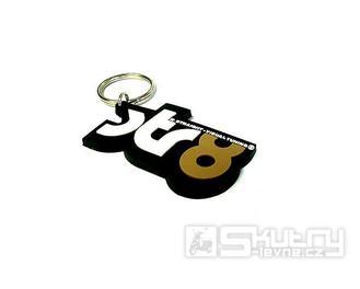 Přívěšek na klíče STR8