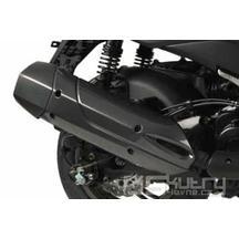 Zadní kryt výfuku, carbon design - Kymco Xciting 400i