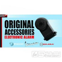 Alarm - Piaggio X10