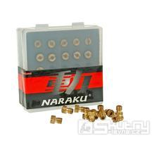 Sada trysek Naraku M4 80-98 - M4 pro originální karburátor