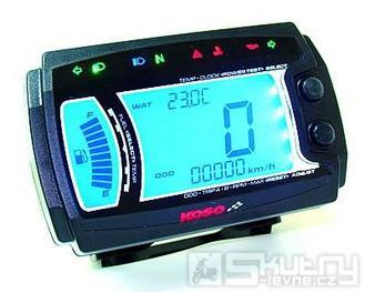 Tachometr KOSO Digital XR-SR N
