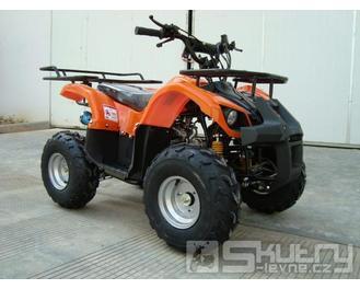 Čtyřkolka BULL SUPERSTYLE 2 110 ccm - dětská - barva oranžová