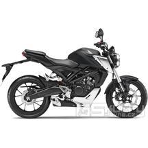 Honda CB125R ABS Neo Sports Café - barva černá matná