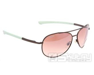Pánské klasické sluneční brýle Vespa hnědé*