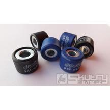Válečky variátoru Polini 15x12 mm - 7,4g a 8,8g - 6ks
