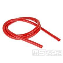 Benzinová hadice - červená