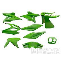 Kapotáž Aerox Nitro - 9 dílů - zelená