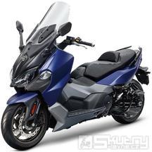MAXSYM 500 TL - barva modrá matná