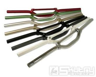 Downhill řídítka STR8 - různé barvy - barva červená